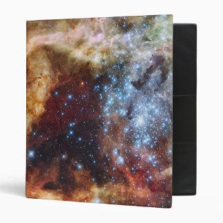 Brilliant Rainbow Nebula 30 Doradus Binder