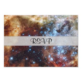 Brilliant Rainbow Nebula 30 Doradus Card
