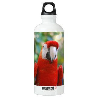 Brilliant Red Parrot SIGG Traveler 0.6L Water Bottle
