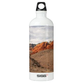 Brilliant Red Rocks; No Text SIGG Traveler 1.0L Water Bottle