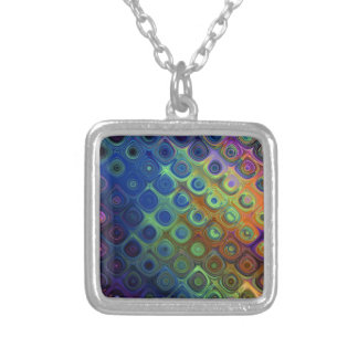 Brilliant Silver Plated Necklace