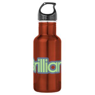 Brilliant! Stainless Steel Water Bottle