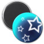 Brilliant Star Refrigerator Magnets