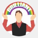 Brilliant sticker!