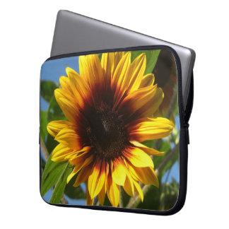 Brilliant Sunflower Laptop Sleeve