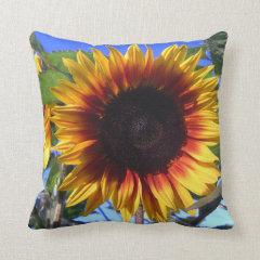 Brilliant Sunflower Pillows