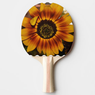 Brilliant Sunflower Ping Pong Paddle