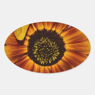 Brilliant Sunflower Stickers