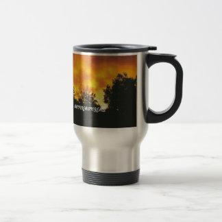 Brilliant Sunrise Coffee Cup