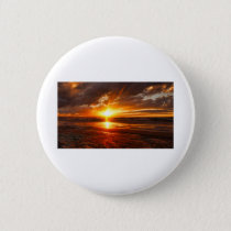 Brilliant Sunset on the Beach Button