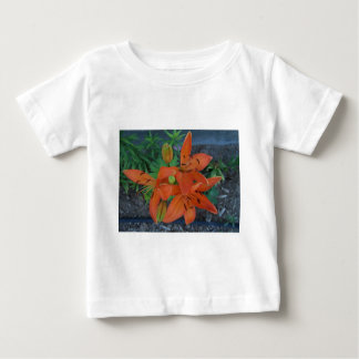 Brilliant Tiger Lily Baby T-Shirt