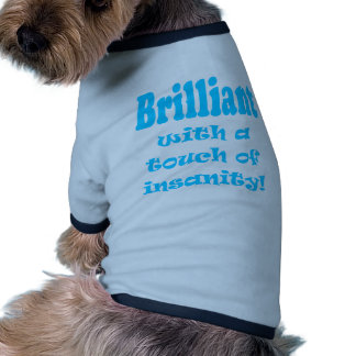 BRILLIANT WITH A TOUCH PET TEE