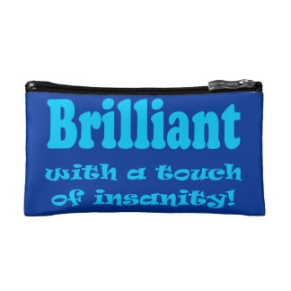 BRILLIANT WITH A TOUCH MAKEUP BAG