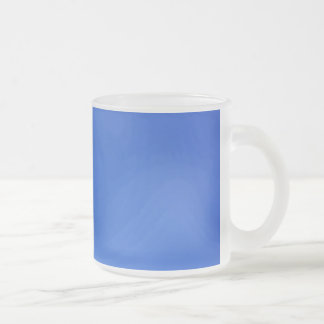 BRILLIANTLY BLUE ROYAL BACKGROUNDS WALLPAPER TEMPL FROSTED GLASS COFFEE MUG