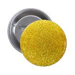 Brillo amarillo de neón pin