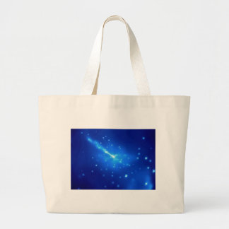 Brillo azul bolsas
