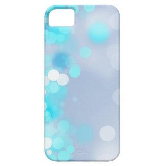 brillo azul iPhone 5 cárcasa
