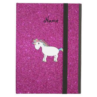 Brillo conocido personalizado del rosa del unicorn