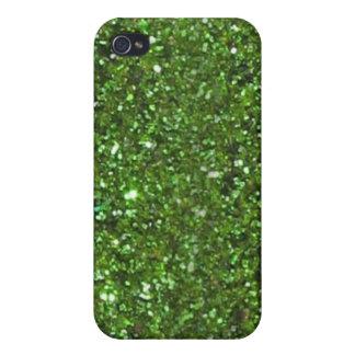 - Brillo de Astroturf iPhone 4 Cárcasa
