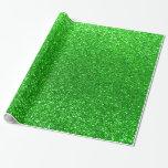 Brillo de la verde lima