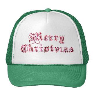 Brillo de las Felices Navidad Gorros