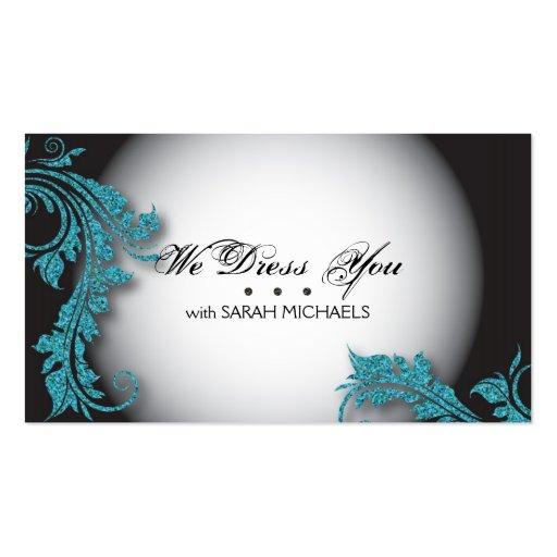 Brillo de lujo intrépido personal de la tarjeta de tarjetas de visita