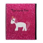 Brillo del rosa color de rosa del unicornio