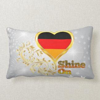 Brillo en Alemania Cojines