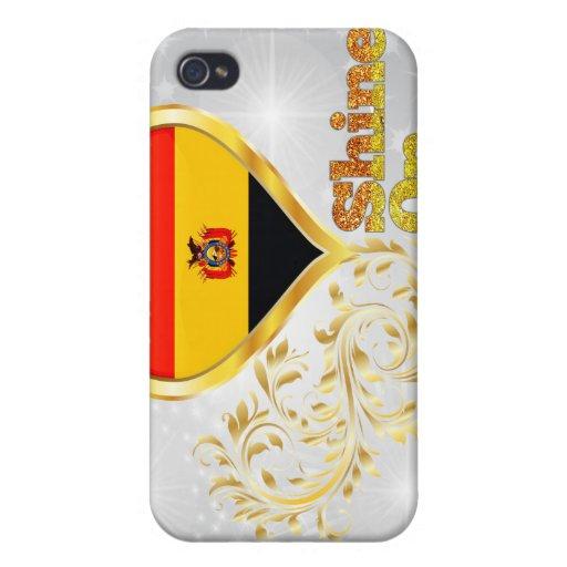 Brillo en Bolivia iPhone 4/4S Fundas
