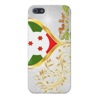 Brillo en Burundi iPhone 5 Carcasa