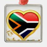 Brillo en Suráfrica Ornamento De Navidad