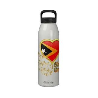 Brillo en Timor Oriental Botella De Beber