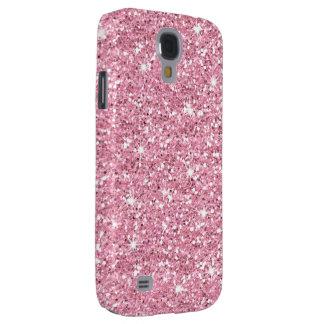 Brillo glamoroso de Bubblegum Funda Para Galaxy S4