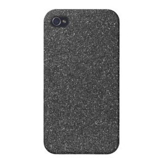 Brillo negro iPhone 4 carcasa