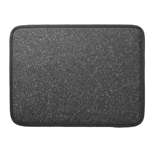 Brillo negro funda macbook pro