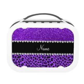 Brillo púrpura del añil púrpura conocido de encarg
