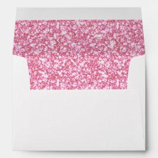 Brillo rosado femenino impreso