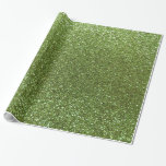 Brillo verde claro