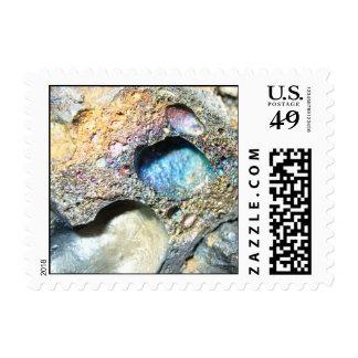 Brillo volcánico sellos