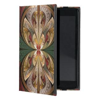 Brillo y caso del iPad de Powis de la subida mini iPad Mini Coberturas
