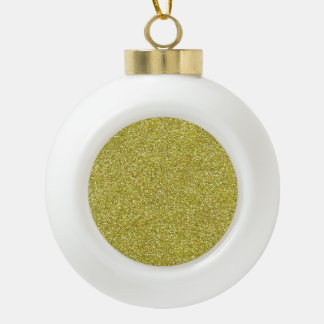 Brillos brillantes relucientes del oro adornos
