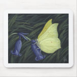 Brimston-butterfly_J Horsler Mouse Pad