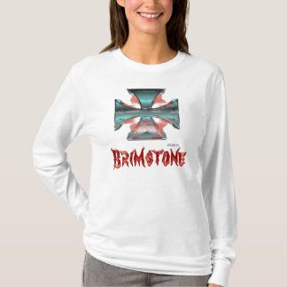 Brimstone Cross Ladies Long Sleeve Shirt