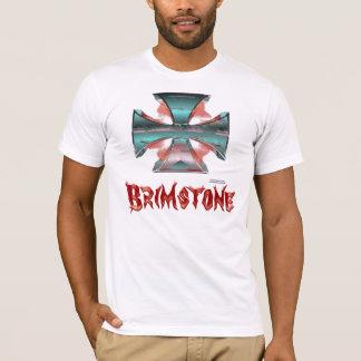 Brimstone Cross Men's T-Shirt