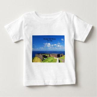 Brimstone Hill Fortress, St. Kitts Baby T-Shirt