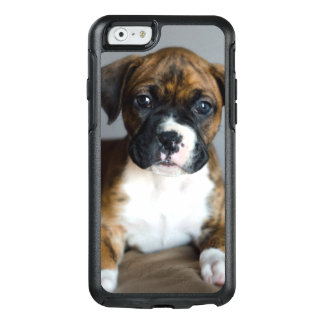Brindle Boxer Puppy OtterBox iPhone 6/6s Case