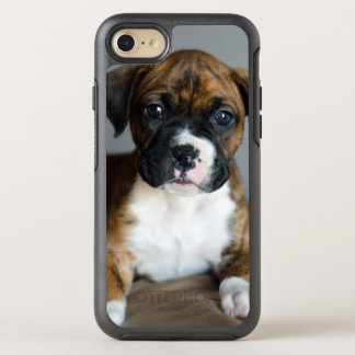 Brindle Boxer Puppy OtterBox Symmetry iPhone 7 Case