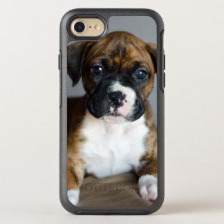 Brindle Boxer Puppy OtterBox Symmetry iPhone 7 Case