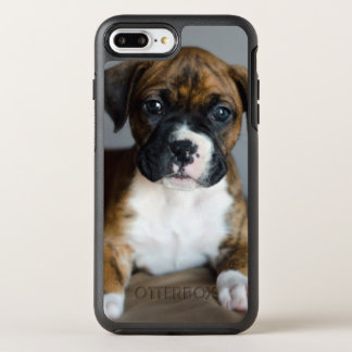 Brindle Boxer Puppy OtterBox Symmetry iPhone 7 Plus Case