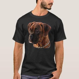 Brindle Boxer puppy T-shirt